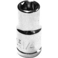 "1/4"" Socket For 1/4"" Ratchet"