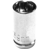 "9mm Socket For 1/4"" Ratchet"